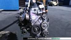 двигатель lea на HONDA CR-Z zf1 (Хонда )