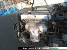 двигатель 4XE1 ISUZU GEMINI JT191F (исузу джемини)