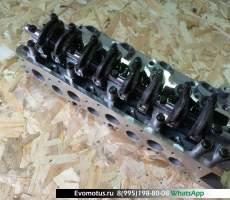 Головка блока цилиндров на Mitsubishi Pajero L049 4D56