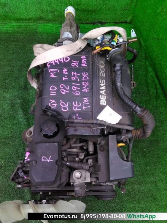 двигатель на 1G-FE TOYOTA  MARK II GX110 (Тойота Марк 2)
