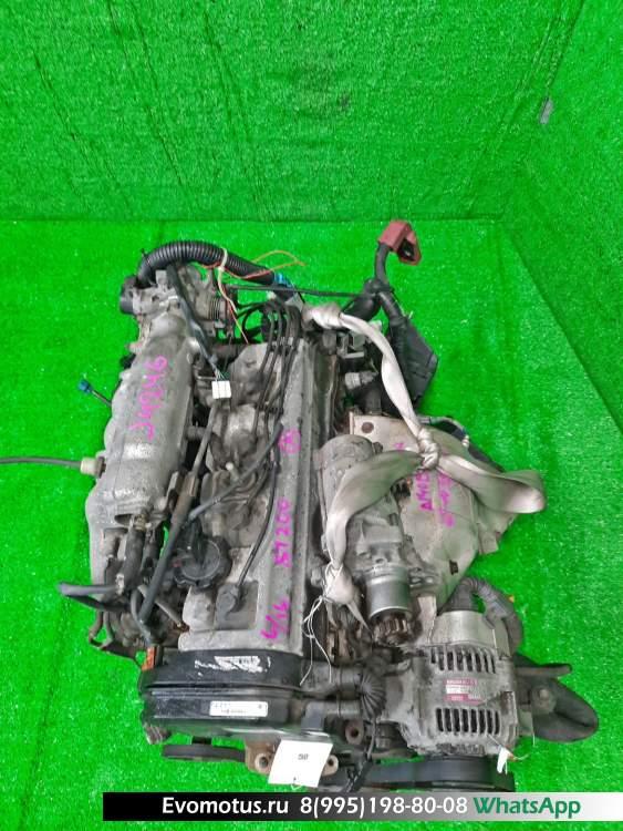 двигатель 4S TOYOTA VISTA SV30 (тойота виста)