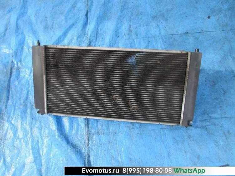Радиатор двигателя  1ZZ TOYOTA MR-S ZZW30  (Тойота Мрс)