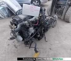 двигатель 4JX1 ISUZU WIZARD UES73 (Исузу Визард)