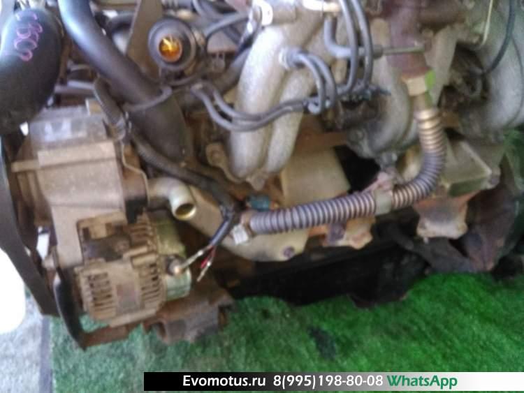 двигатель на 3F-E TOYOTA  LAND CRUISER FJ80 (Тойота Ленд Крузер)