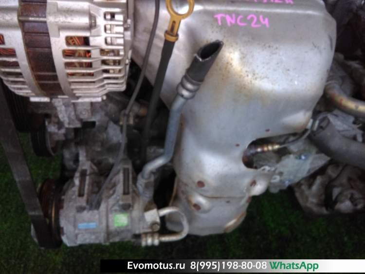двигатель  QR20DE на NISSAN SERENA TNC24 (Ниссан Серена)