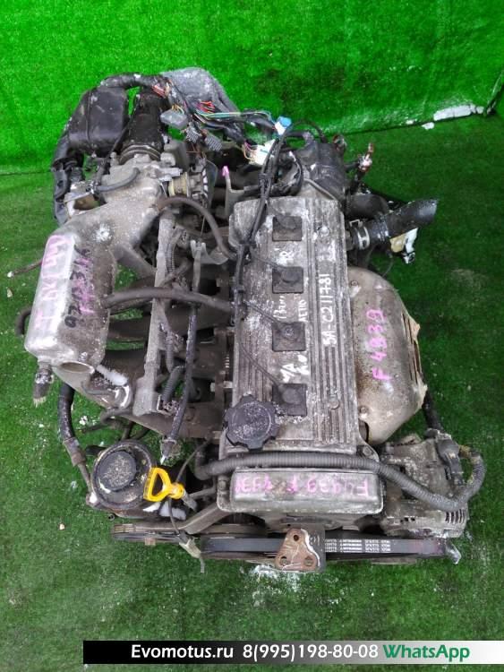 Двигатель 5A-FE TOYOTA COROLLA LEVIN AE110 (Тойота Королла Левин)