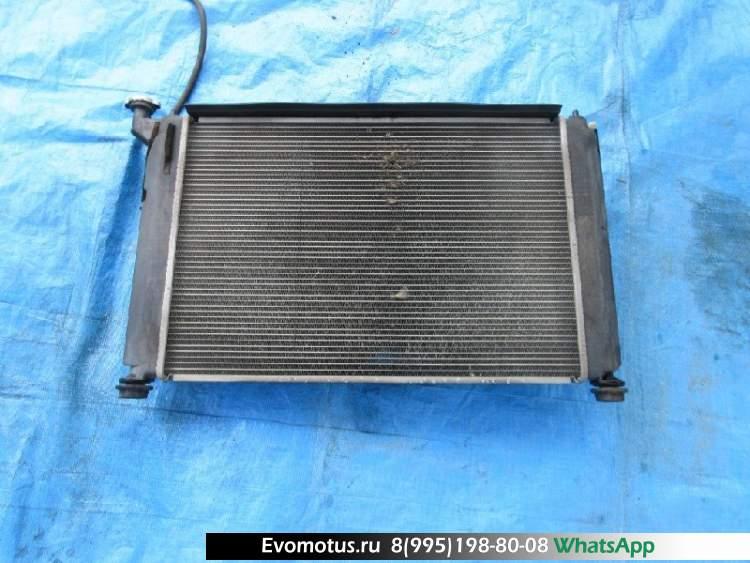 Радиатор двигателя  1ZZ TOYOTA PREMIO ZZT240  (Тойота Премио)