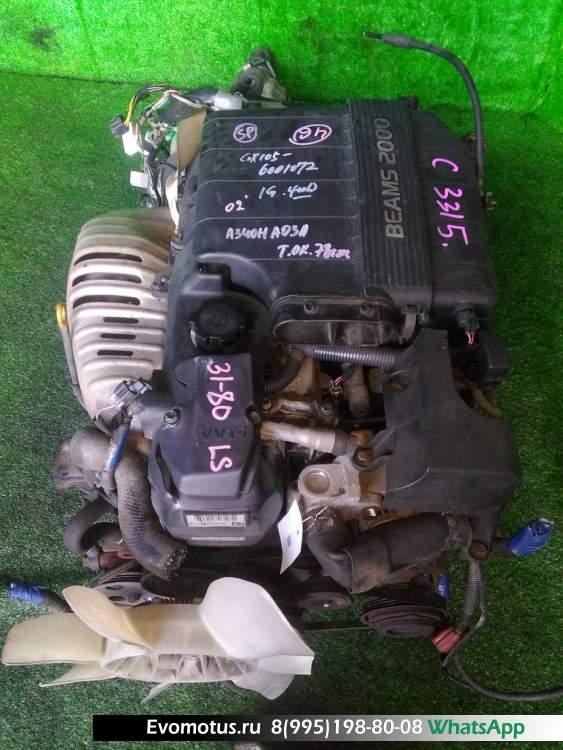 двигатель на 1G-FE TOYOTA  MARK II GX105 (Тойота Марк 2)
