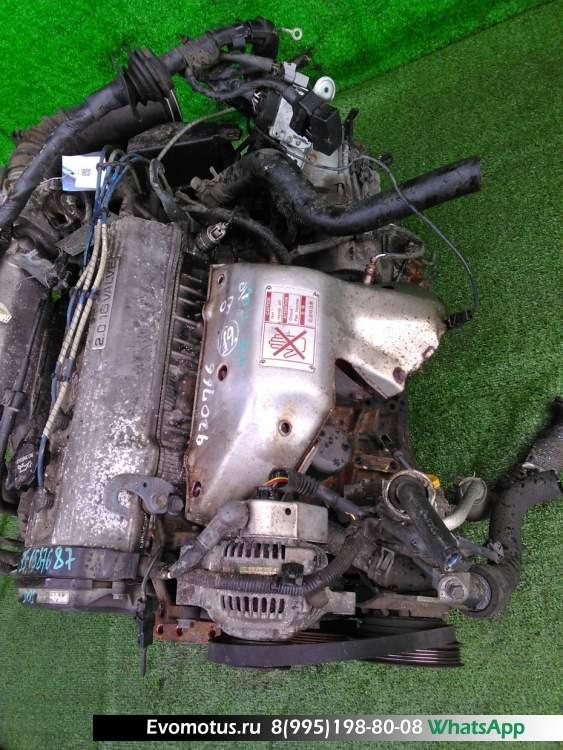 Двигатель 3S TOYOTA VISTA SV35 (Тойота Виста)