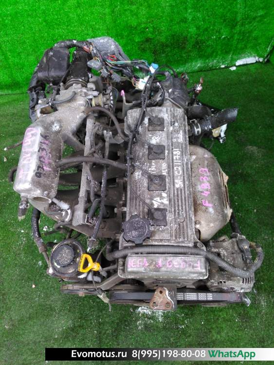 Двигатель 5A-FE TOYOTA COROLLA CERES AE110 (Тойота Королла Церес)