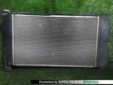 Радиатор двигателя  1ZZ-FE TOYOTA COROLLA ZZE122  (Тойота Королла)