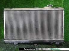 Радиатор двигателя  5E-FE TOYOTA RAUM EXZ10  (Тойота Раум)