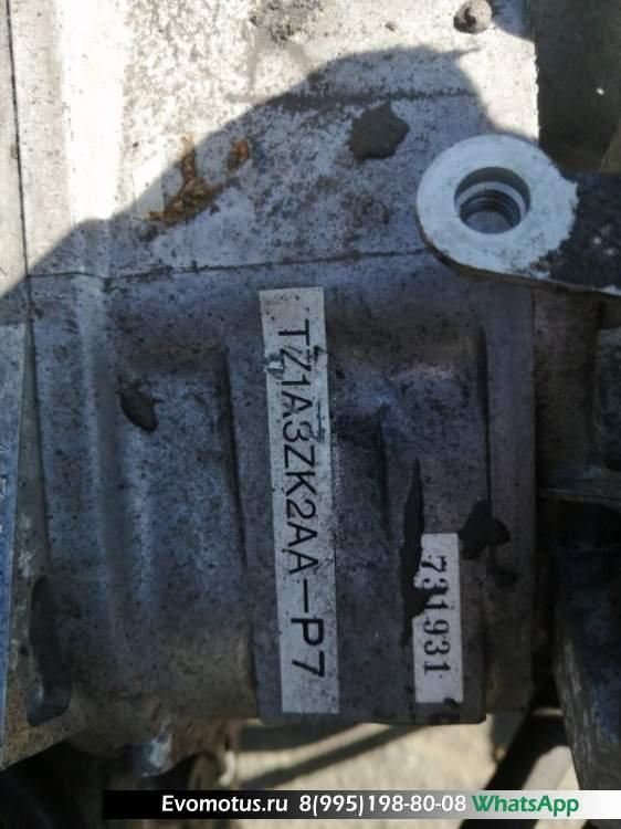 АКПП TZ1A3ZK2AA на EJ254 SUBARU FORESTER SF9 (субару форестер)