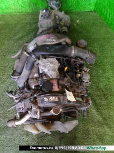 Двигатель 3C-T TOYOTA LITEACE CR31 (Тойота Лайт Эйс)