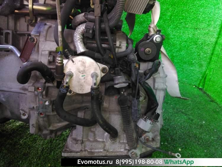 АКПП U241E01A на 1AZ-FSE TOYOTA AVENSIS AZT250 (Тойота Авенсис)