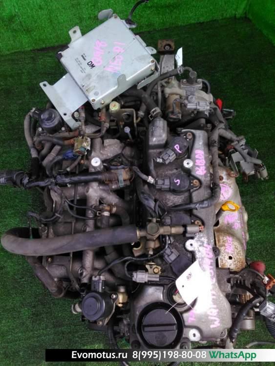 двигатель  QG18DD на NISSAN PRIMERA WQP11;QU14 (Ниссан Примера)