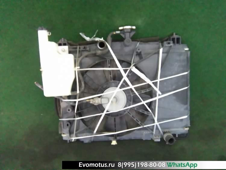 радиатор двс zj-ve MAZDA ATENZA de3fs (Мазда Атенза)