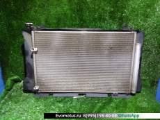 Радиатор двигателя  1NZ-FE TOYOTA FIELDER NZE141  (Тойота Филдер)
