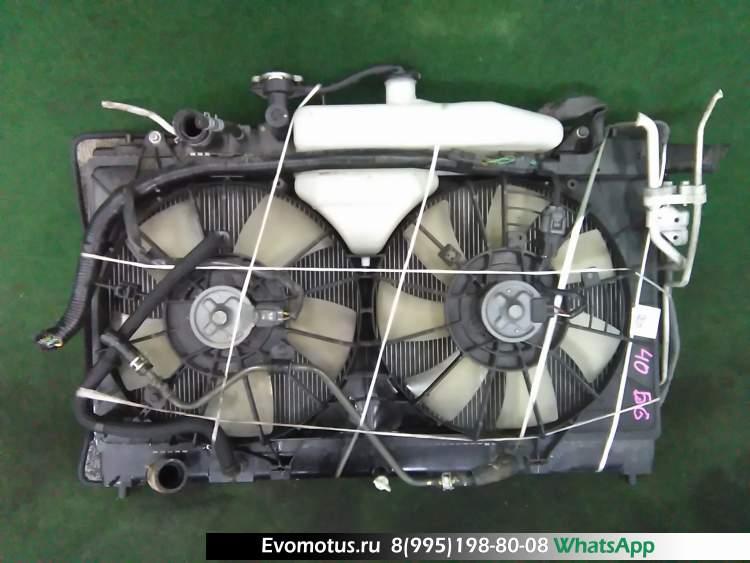 радиатор двс lf-vd MAZDA BONGO ghefw (Мазда Бонго)