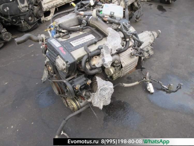 двигатель RB20-DET на NISSAN SKYLINE HNR32 (ниссан скайлайн)