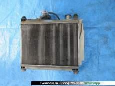 Радиатор двигателя  2nz TOYOTA IST NCP60  (Тойота Ист)