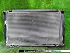Радиатор двигателя  2AZ-FE TOYOTA VANGUARD ACA33  (Тойота Вэнгард )