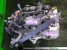 Двигатель 2ZR-FXE TOYOTA VOXY ZWR80 (Тойота Вокси)