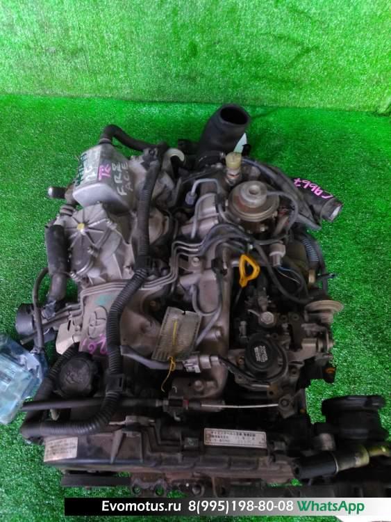 двигатель на 2C TOYOTA  SPRINTER CE106 (Тойота Спринтер)