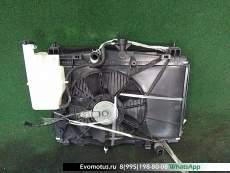 радиатор двс zj-ve MAZDA MPV de3fs (Мазда Мпв)
