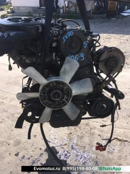 двигатель 1S-U на TOYOTA MARK II SX70 (тойота марк 2)
