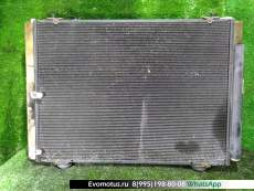 Радиатор двигателя  1MZ-FE TOYOTA HARRIER MCU30  (Тойота Харриер)