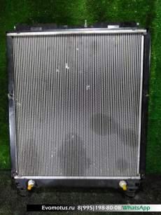 радиатор основной на 4P10 MITSUBISHI   CANTER FEB70 (Мицубиси Кантер)