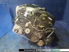 Двигатель  6A12 MITSUBISHI  FTO DE3A (Мицубиси Фто)