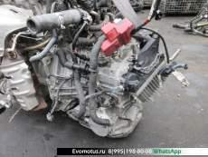 АКПП K411 02A на 1NR TOYOTA VITZ NSP130 (Тойота Витц )