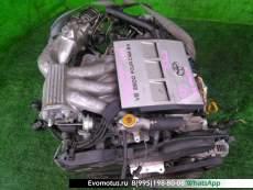 Двигатель 2MZ-FE TOYOTA MARK II QUALIS MCV25 (Тойота Марк 2)