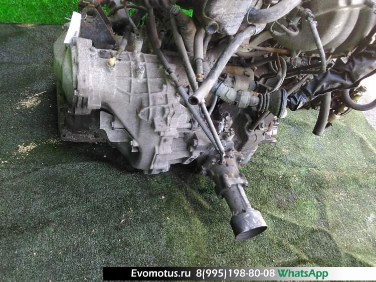 акпп A241H02A C3917 на 7A-FE TOYOTA  SPACIO AE115 (Тойота Спасио)