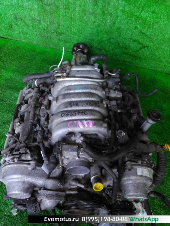 двигатель 3UZ-FE на TOYOTA  CROWN MAJESTA UZS186 (Тойота Краун Маджеста)
