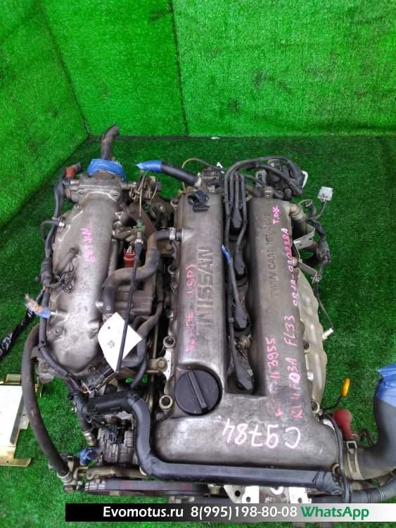 двигатель  SR18DE на NISSAN PRIMERA P11;EU14;PR11 (Ниссан Примера)