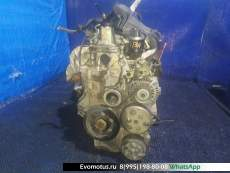 Двигатель  на L13A HONDA FIT GD1  (Хонда Фит)