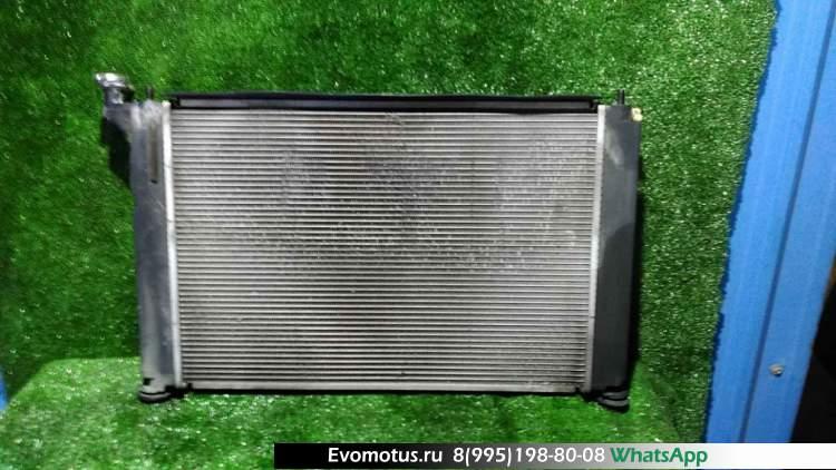 Радиатор двигателя  1ZZ-FE TOYOTA PREMIO ZZT240  (Тойота Премио)
