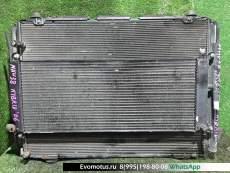 Радиатор двигателя  3MZ-FE TOYOTA HARRIER MHU38  (Тойота Харриер)