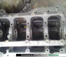 блок двигателя  4G64T на MITSUBISHI LANCER (Мицубиси Лансер )