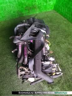 Двигатель EJ-DE TOYOTA DUET M100A (Тойота Дуэт)