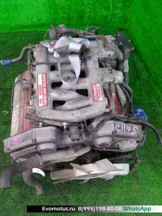 двигатель  на VG20DET NISSAN  CEDRIC Y31 (Ниссан Цедрик)