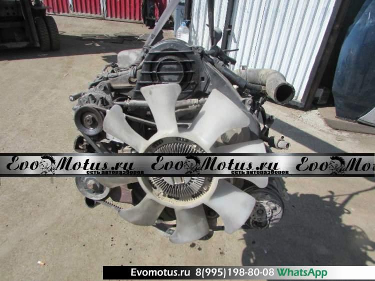 двигатель R2 на NISSAN VANETTE SK22V (ниссан ванетте) эл. тнвд