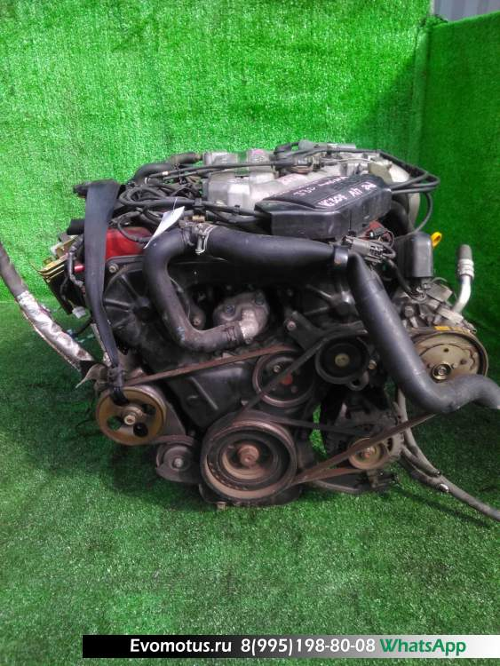 двигатель  VG30E на NISSAN MAXIMA J30 (Ниссан Максима)