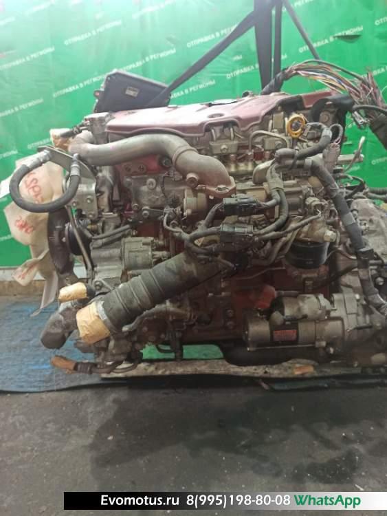 Двигатель N04CU на HINO DUTRO XZU4605 (хино дутро)