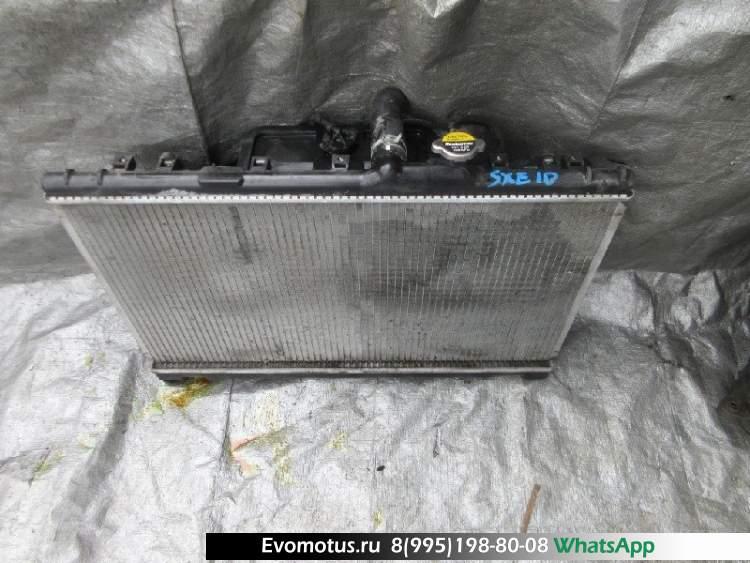 Радиатор двигателя  3sge TOYOTA ALTEZZA SXE10  (Тойота Альтеза)