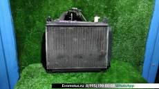 Радиатор двигателя  1NZ-FE TOYOTA PROBOX NCP51  (Тойота Пробокс)