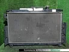 Радиатор двигателя  3ZR-FAE TOYOTA NOAH ZRR80  (Тойота Ноах)
